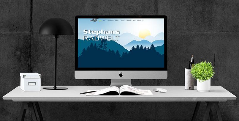 Neue Website | Stephans Radwelt | Coburg