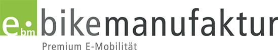 e-bikemanufaktur Logo | Stephans Radwelt - Coburg