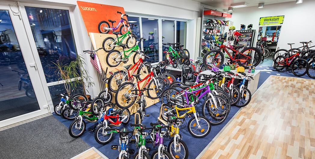 woom Kinderfahrräder | Coburg | Stephans Radwelt