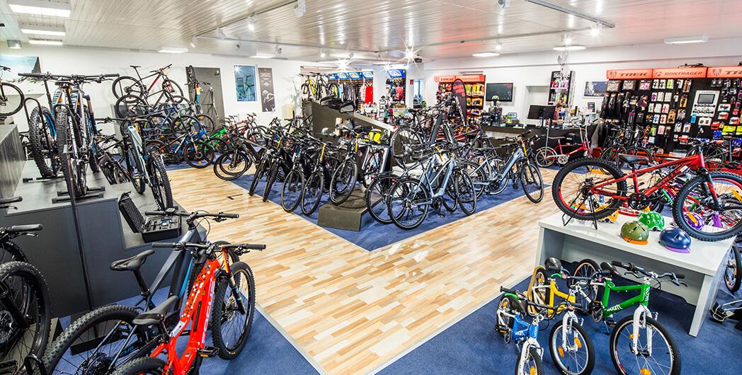Der Fahrradladen in Dörfles-Esbach | Stephans Radwelt