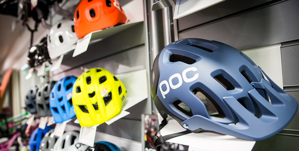 Fahrradzubehör - POC Fahrradhelme | Coburg | Stephans Radwelt