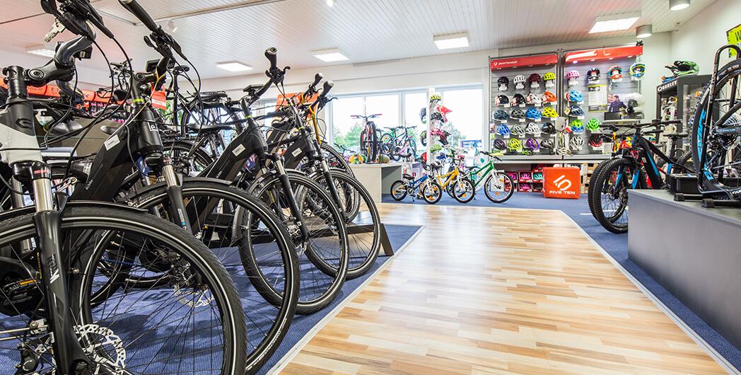 Der Fahrradladen in Coburg | Stephans Radwelt
