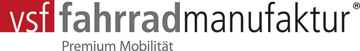 vsf fahrradmanufaktur Logo | Stephans Radwelt - Coburg