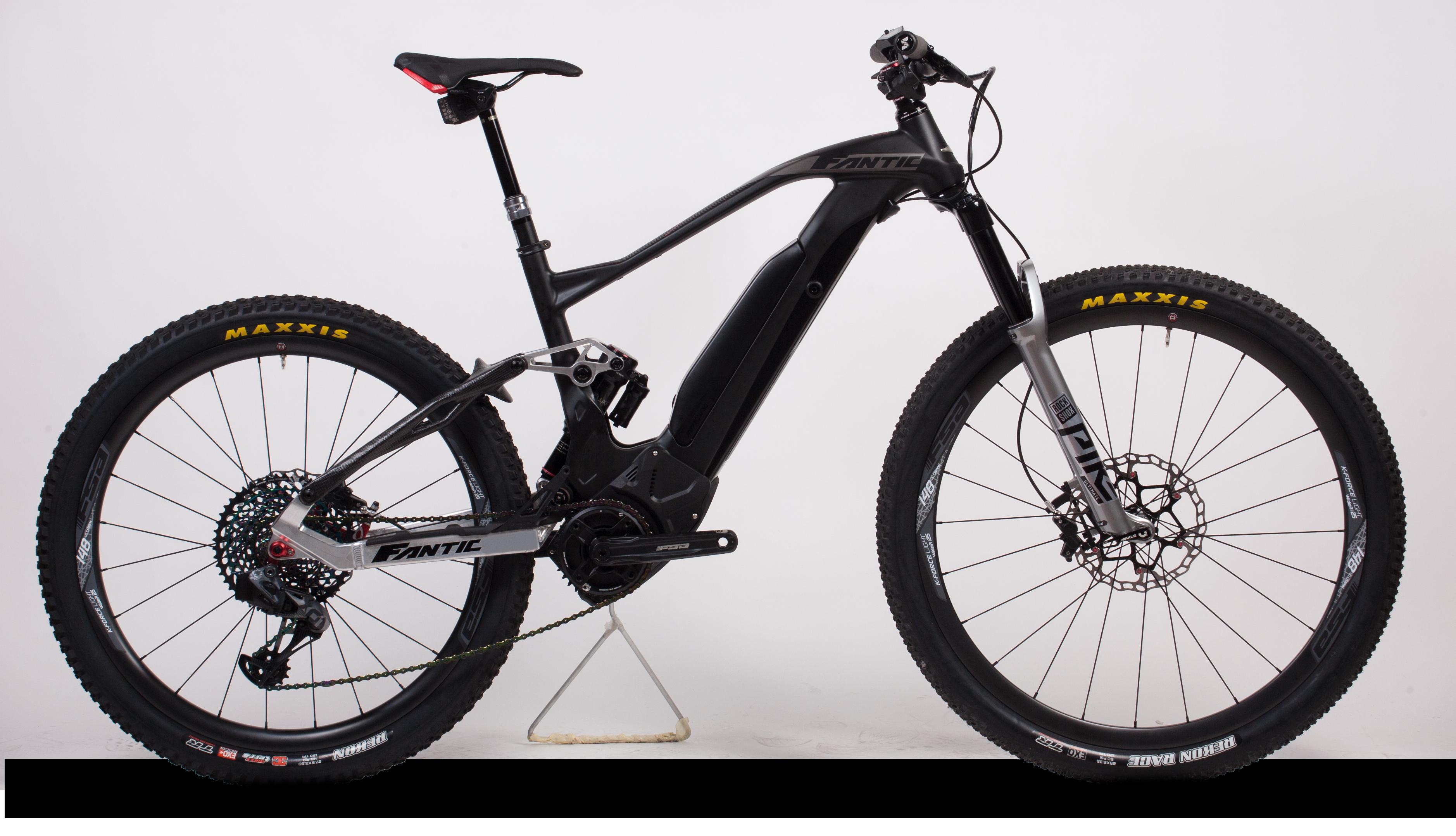 Pedelec & E-Bikes - Fantic - Fully | Stephans Radwelt - Coburg-Dörfles-Esbach