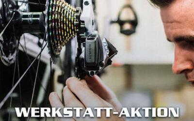 Werkstatt-Aktion bis 28.02.2021