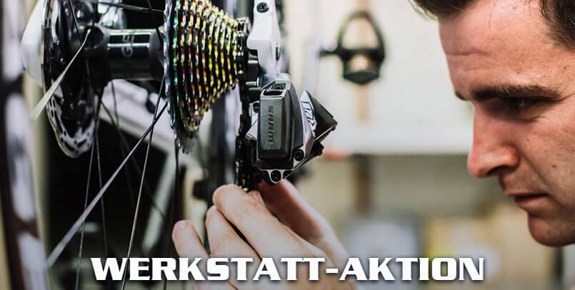 Werkstatt-Aktion